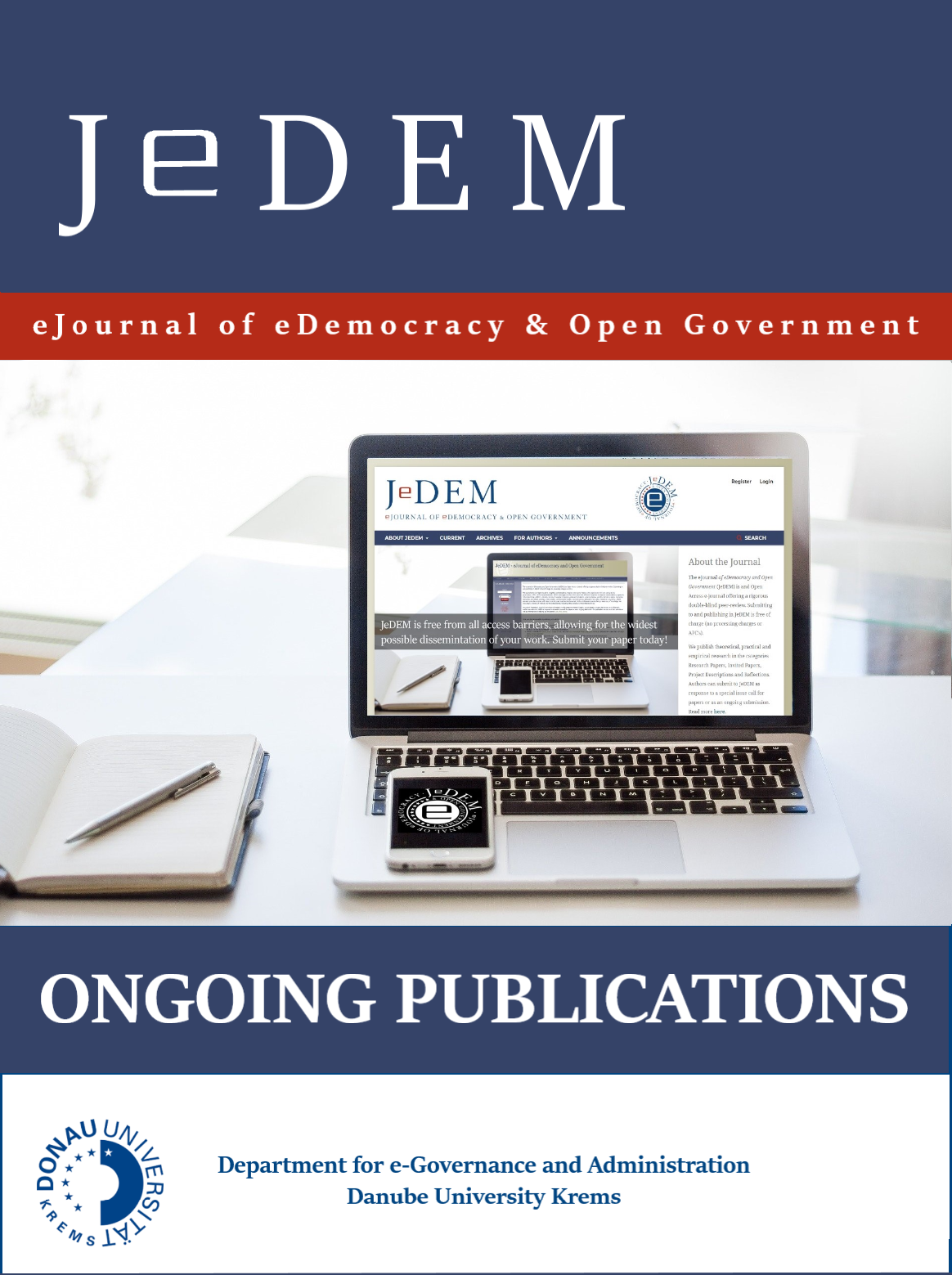 Ongoing Publications